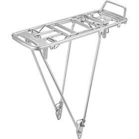 "Pletscher Inova Porte-bagages 26-28"" Easyfix, silver"